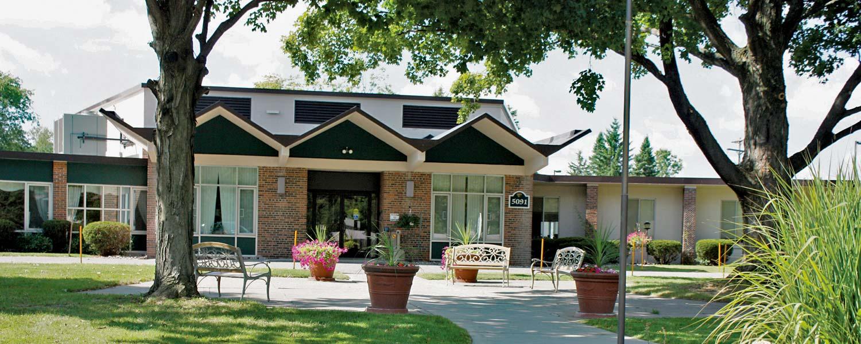 Holt Senior Care & Rehab Center   A NexCare Managed Community